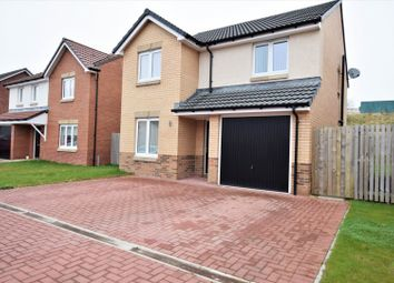 Thumbnail 4 bed detached house for sale in Cambridge Crescent, Airdrie