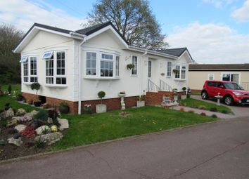 Thumbnail Mobile/park home for sale in Bluebell Woods Park, Broad Oak, Canterbury