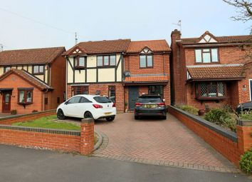 5 bed detached house for sale in Seaton Close, Longton, Stoke-On-Trent ST3