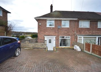 Thumbnail 2 bed terraced house for sale in Aberfield Drive, Leeds, West Yorkshire