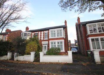 Thumbnail 3 bed semi-detached house for sale in St. Johns Road, Old Trafford, Manchester