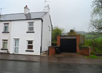 Thumbnail 2 bed end terrace house to rent in Drybrook Road, Drybrook