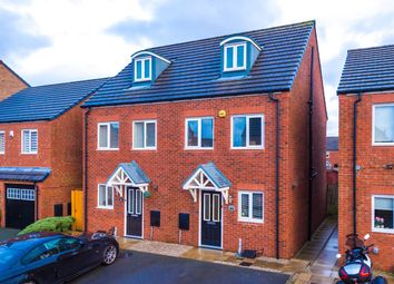 Thumbnail 3 bed semi-detached house for sale in Newlove Avenue, St Helens