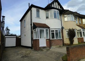 Thumbnail 3 bed semi-detached house to rent in Chelston Approach, Ruislip Manor, Ruislip