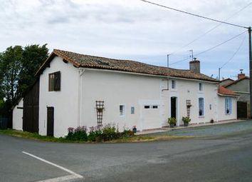Thumbnail 4 bed property for sale in Vouhe, Deux-Sèvres, France