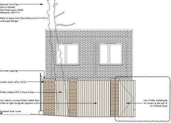 Thumbnail 2 bed detached house for sale in Mill Lane, West Hampstead, London