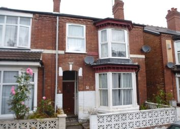 Thumbnail 4 bedroom semi-detached house for sale in Fawdry Street, Whitmore Reans, Wolverhampton
