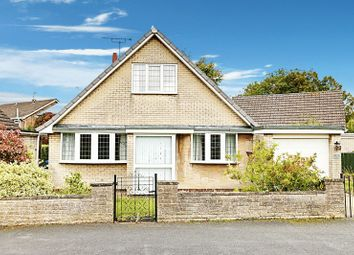 Thumbnail 3 bed detached bungalow for sale in Bridge Road, South Cave, Brough
