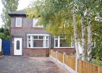 Thumbnail 3 bed semi-detached house to rent in Coppice Road, Arnold, Nottingham