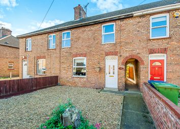 Thumbnail 3 bedroom terraced house for sale in Stonald Avenue, Whittlesey, Peterborough