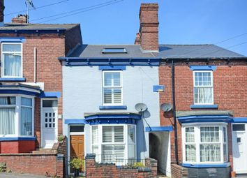 Thumbnail 4 bed terraced house for sale in Hunter Hill Road, Hunters Bar, Sheffield