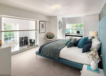 Thumbnail 2 bed flat for sale in Boroughmuir, Plot 78, Viewforth Bruntsfield, Edinburgh