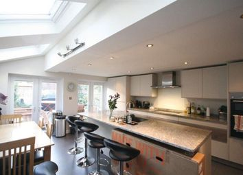 Thumbnail 5 bed property to rent in Kinnoul Road, London