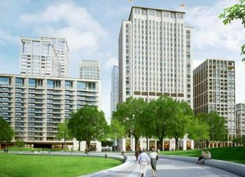 Thumbnail 2 bed flat for sale in One York Way, South Bank Place, London