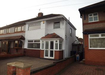 Thumbnail 3 bed semi-detached house to rent in Warrington Road, Widnes