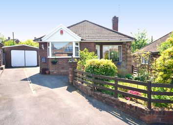 Thumbnail 2 bed detached bungalow for sale in Meadow Close, Forsbrook