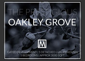 Thumbnail 5 bed detached house for sale in Oakley Grove, Cuttinglye Lane, Crawley Down