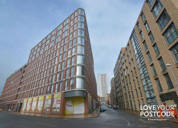 Thumbnail 1 bedroom flat to rent in Iland, 41, Essex Street, Birmingham City Centre