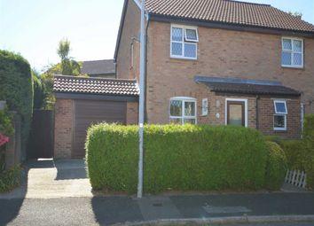 Thumbnail 2 bedroom semi-detached house to rent in Rockington Way, Crowborough