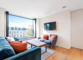 Thumbnail 2 bed flat to rent in Elsham Road W14,
