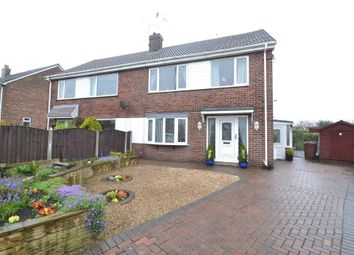 Thumbnail 3 bed semi-detached house for sale in South View Gardens, Pontefract