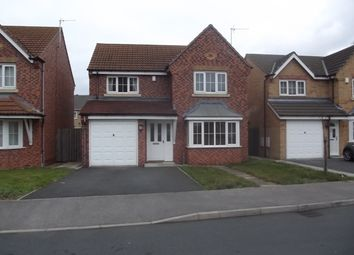 Thumbnail 4 bed detached house to rent in Chandlers Court, Victoria Dock, Hull, East Yorkshire