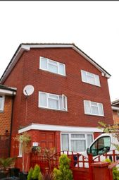Thumbnail 4 bed town house to rent in Mary Peter Drive, Greenford