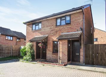 Thumbnail 2 bed semi-detached house for sale in Shetland Close, Totton, Southampton