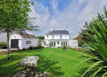 Thumbnail 3 bed detached house for sale in Trevarnon Lane, Connor Downs, Hayle