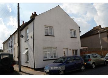 Thumbnail 2 bedroom end terrace house to rent in Range Road, Gravesend