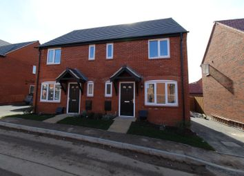Thumbnail 3 bedroom semi-detached house for sale in 7 Elsdon Close, Chellaston, Derby
