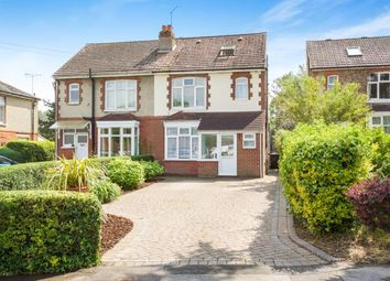 Thumbnail 3 bed semi-detached house for sale in Widley, Waterlooville, England