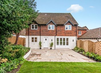 Thumbnail 3 bed semi-detached house for sale in Stane Street, Ockley, Dorking, Surrey