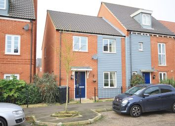 Thumbnail 3 bed property to rent in Wilderness Road, Queens Hills, Norwich