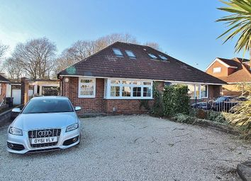 3 bed semi-detached bungalow for sale in The Thicket, Widley, Waterlooville PO7