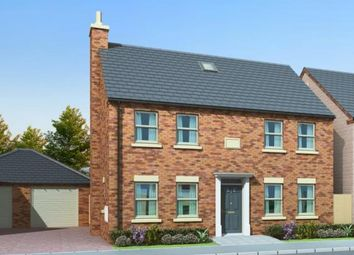 Thumbnail 5 bed detached house for sale in Papplewick Farm, Hucknall