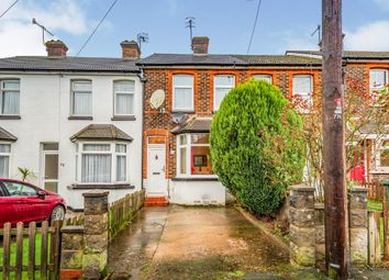 Thumbnail 3 bed terraced house for sale in St. Johns Road, Redhill