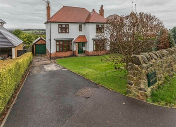 Thumbnail 3 bed detached house for sale in Bretby Lane, Bretby, Burton-On-Trent, Derbyshire