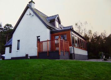 Thumbnail 4 bed detached house for sale in Glenuig, Lochailort
