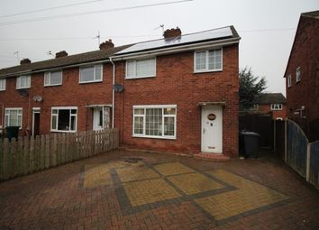 Thumbnail 3 bedroom semi-detached house for sale in Dr Anderson Avenue, Stainforth, Doncaster