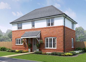 Thumbnail 3 bed detached house for sale in Sydney Road, Crewe