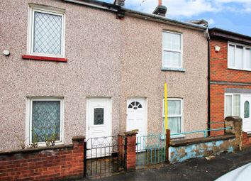 Thumbnail 2 bed terraced house for sale in Castle Street, Swanscombe