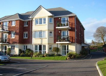 Thumbnail 1 bed property for sale in Salterton Road, Exmouth