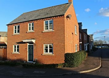 Thumbnail 3 bed end terrace house for sale in Playsteds Lane, Great Cambourne, Cambourne, Cambridge