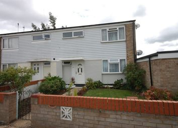 Thumbnail 3 bed end terrace house for sale in Barnard Crescent, Aylesbury, Buckinghamshire