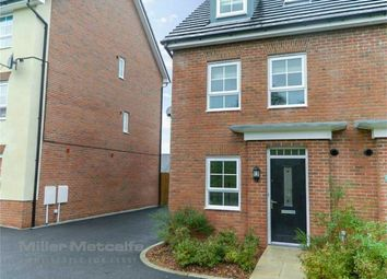 Thumbnail 4 bedroom town house for sale in Rayleigh Close, Radcliffe, Manchester, Lancashire