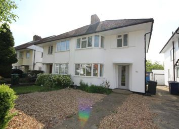 Thumbnail 3 bed semi-detached house to rent in St Margarets Road, Edgware