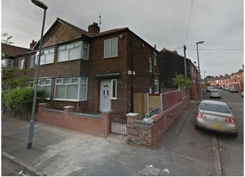 Thumbnail 3 bed terraced house for sale in Longden Road, Longsight, Manchester