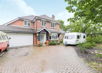Thumbnail 3 bed detached house for sale in Old Wokingham Road, Crowthorne, Berkshire