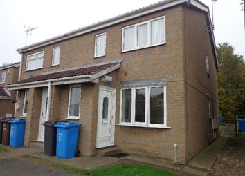 Thumbnail 1 bed semi-detached house to rent in Bannister Drive, Hull